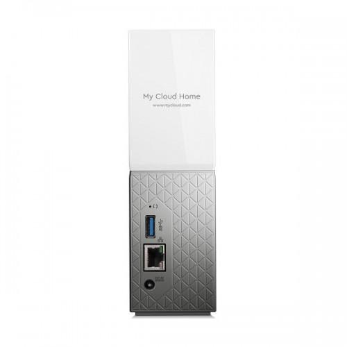"HDD External 3.5"" 3TB Ethernet NAS Western Digital My Cloud Home Storage Personal"