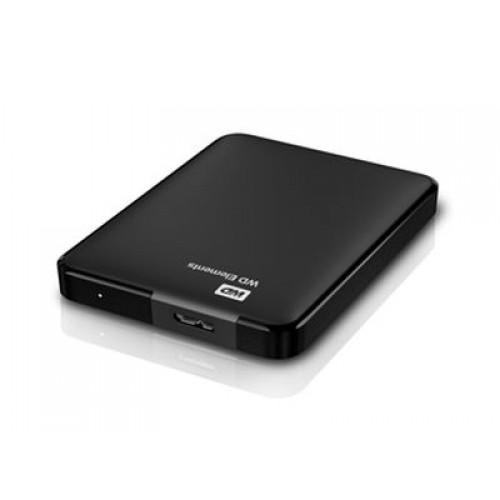 """HDD External 2.5"""" 2TB USB 3.0 WD Elements Portable Black"""