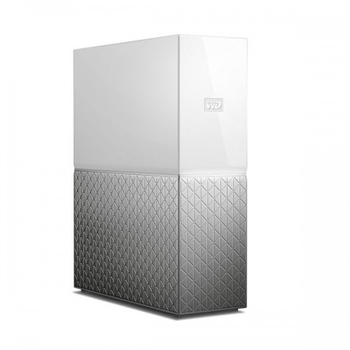 "HDD External 3.5"" 6TB Ethernet NAS Western Digital My Cloud Home Storage Personal"