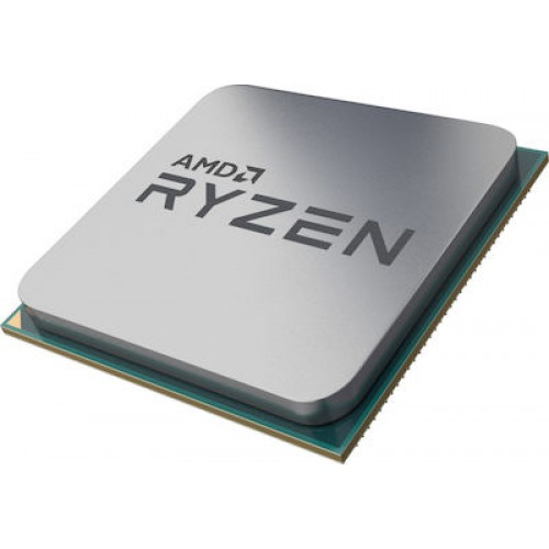CPU AMD Ryzen 3 3100 Quad-Core 3.6GHz AM4 18MB TRAY w/o Cooler