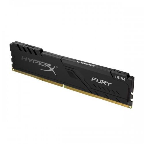 DIMM 8GB DDR4 3200Mhz Kingston CL16 HyperX Fury Black