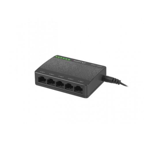 Lanberg Switch 5port 10/100/1000 DSP1-1005