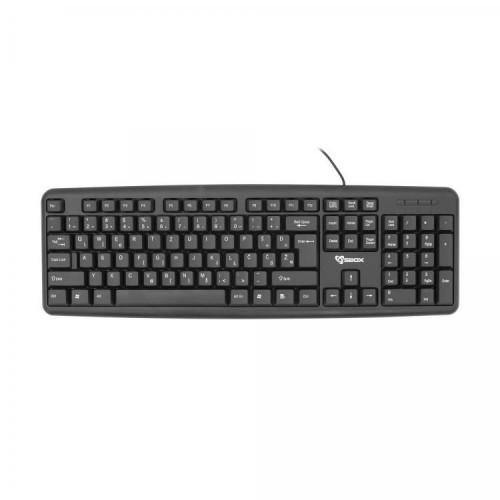 Keyboard SBOX K-14 USB Black