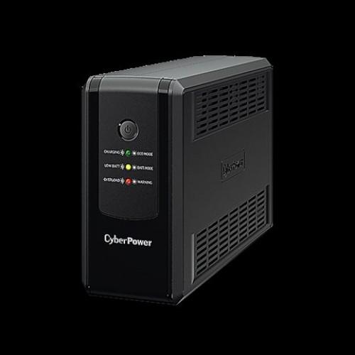 CyberPower 650VA/360W UT650EG, line-int., šuko, desktop