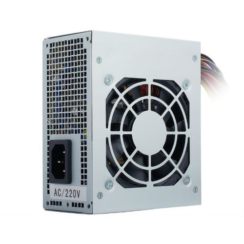PSU Micro 400W Matrix 20+4pin, 2xSATA, 8cm Fan