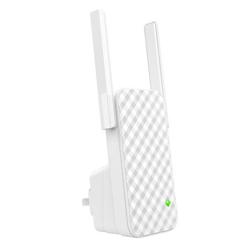Tenda Wireless N Range Extender 300Mbps A9 Wall Plugged w/2 Antennas